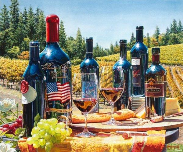 Регламентация калифорнийских вин