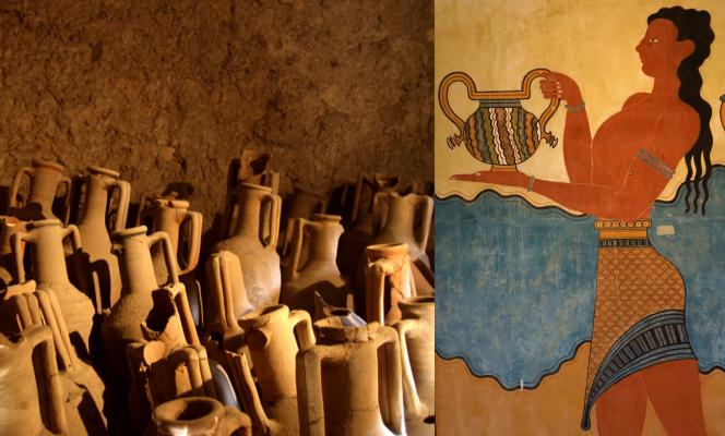 Испания: история виноделия