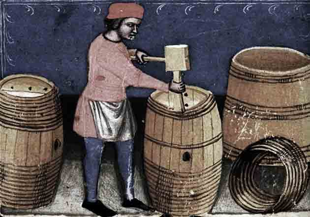 изготовление вина