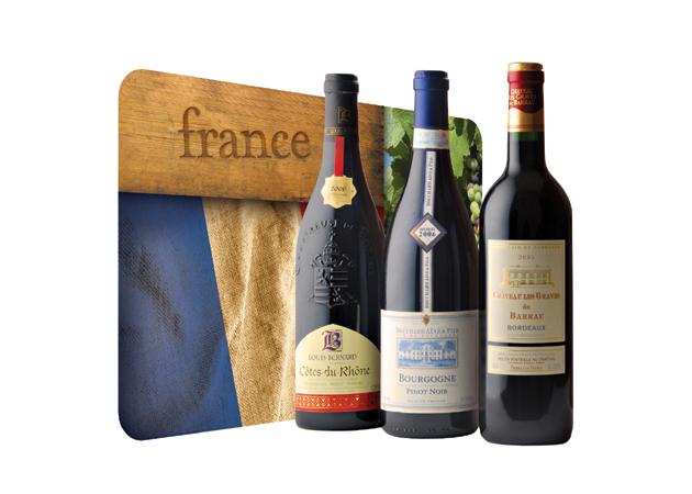 категории французских вин