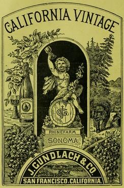 Калифорния: история виноделия
