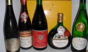 Регламентация немецких вин
