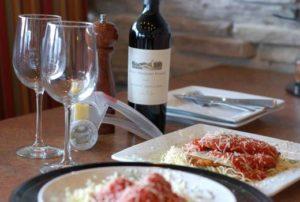 Сочетание итальянских вин с блюдами
