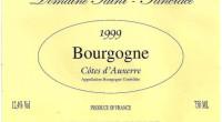 Bourgogne Cotes d'Auxerre