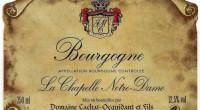 Bourgogne la Chapelle Notre-Dame