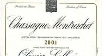 Chassagne- Montrachet