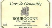 Bourgogne Cote Chalonnaise