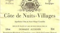 Cote de Nuits-Villages
