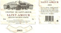 Saint- Amour
