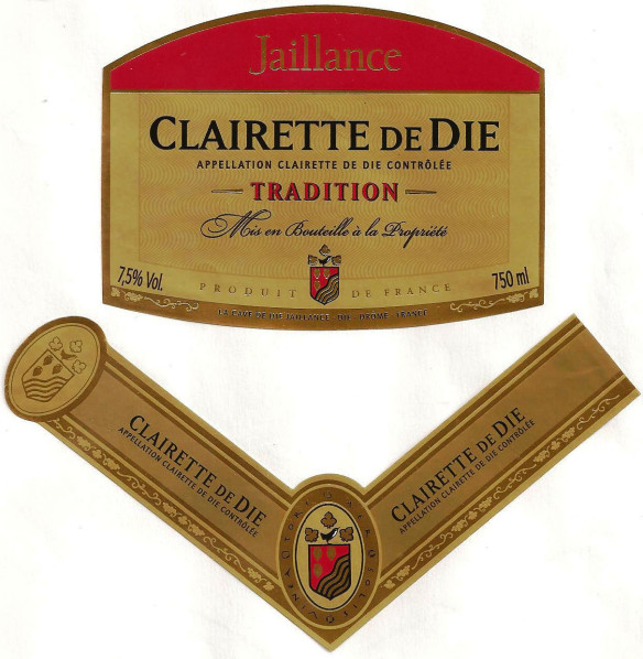 Clairette de Die (Клерет-де-Ди)