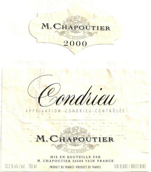 Condrieu (Кондрие)