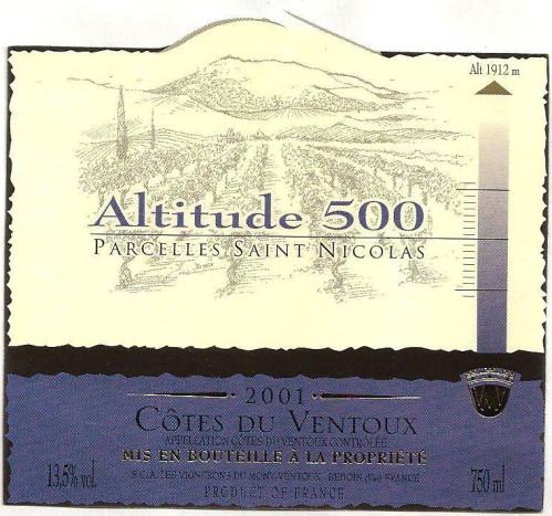 Cotes du Ventoux (Кот-дю-Ванту)