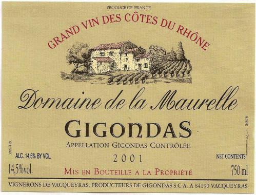 Gigondas (Жигондас)