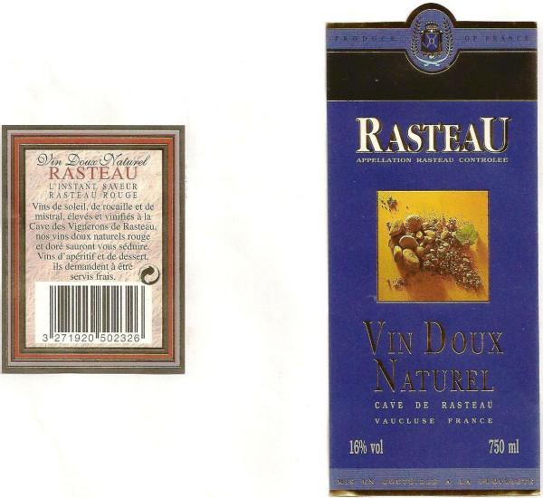 Rasteau (Расто)