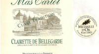 Clairette de Bellegarde (Клерет-де-Бельгард)