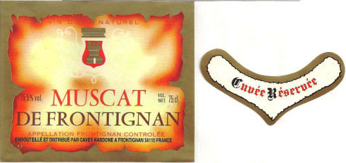 Muscat de Frontignan (Мюска-де-Фронтиньян)