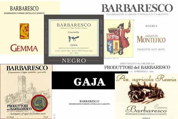 Barbaresco-DOCG