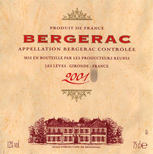 Bergerac (Бержерак)