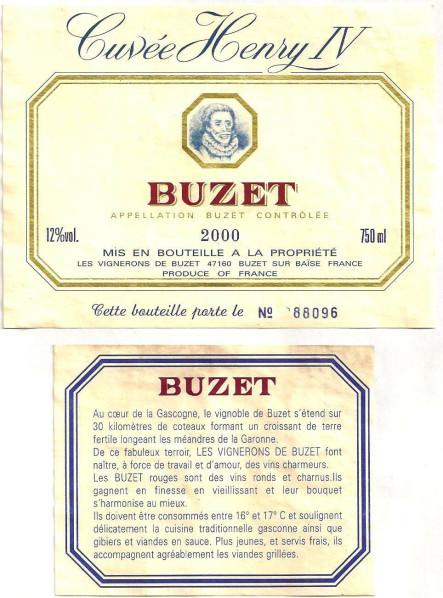 Buzet (Бюзе)