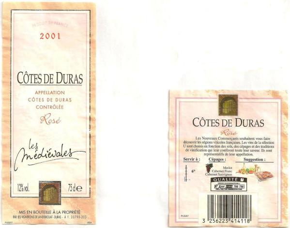 Cotes de Duras (Кот-де-Дюрас)