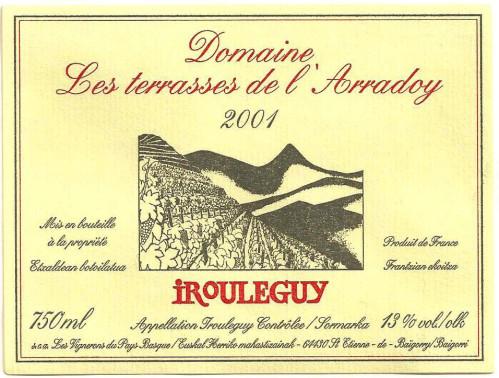 Irouleguy (Ирулеги)