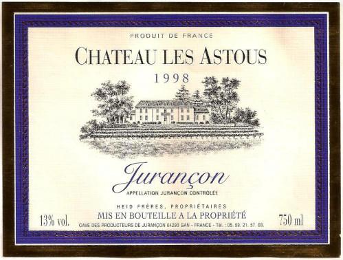 Jurancon (Жюрансон)