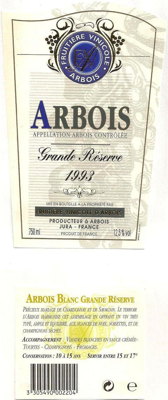 Arbois (Арбуа)
