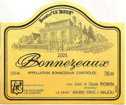 Bonnezeaux (Боннезо)