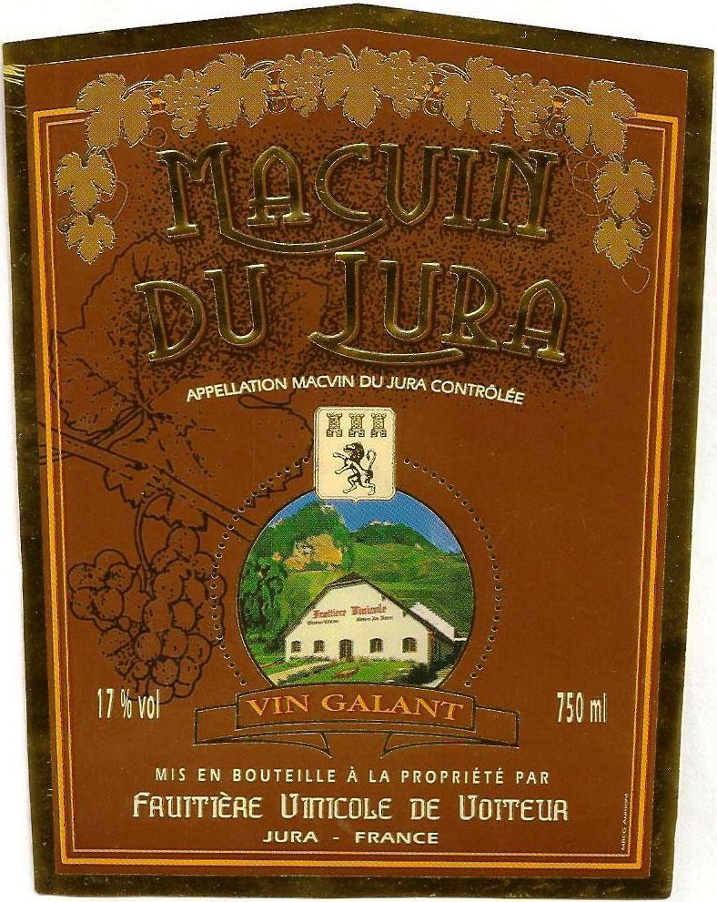 Macvin du Jиrа (Маквэн-дю-Жюра)