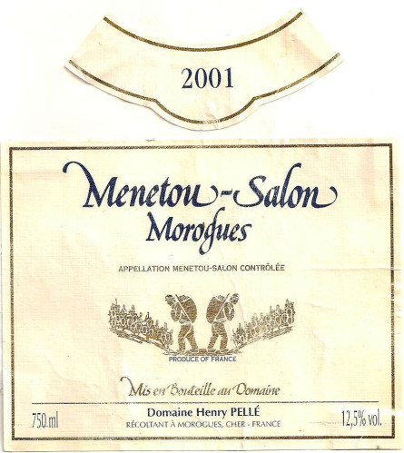 Menetou- Salon (Менету-Салон)