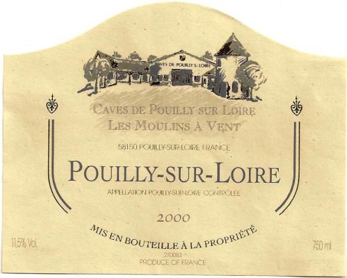 Pouilly-sur-Loire (Пуйи-сюр-Луар)