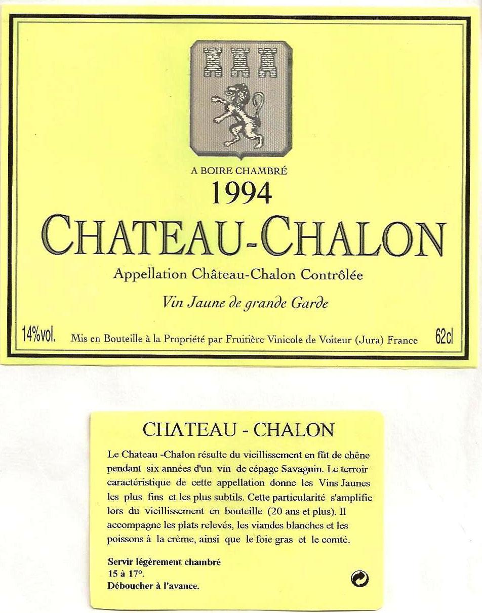Chateau-Chalon (Шато-Шалон