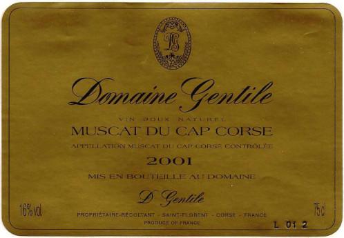 Muscat du Cap Corse (Мюска-дю-Кап-Корс)