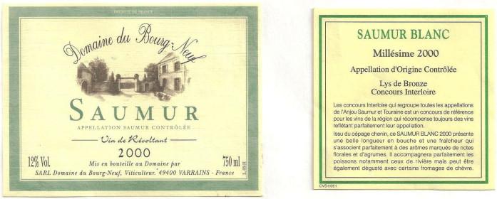 Saumur (Сомюр)